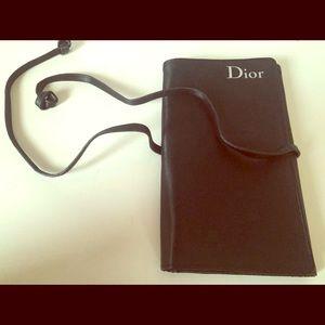 Dior makeup's roll case